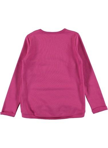 Benetton Sweatshirt Pembe